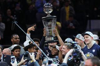 Michigan will face No. 9 Florida St. in Elite 8