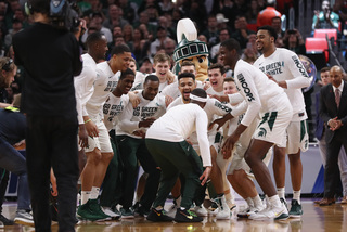 PHOTO GALLERY: Bucknell vs. Michigan State