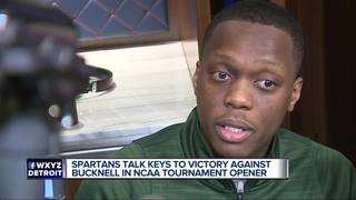 MSU counting on depth, size to beat Bucknell