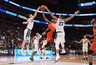 11th-seeded Syracuse upsets 3rd-seeded MSU
