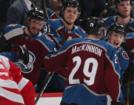 MacKinnon, Avalanche beat reeling Red Wings