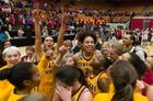 Central Michigan women advance to first Sweet 16