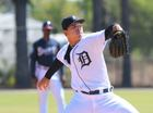 Tigers No. 1 prospect Perez to miss 12 weeks