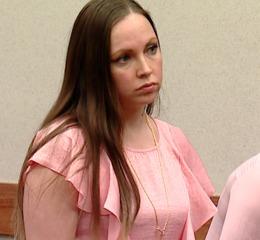 Mother who left infant in car arraigned