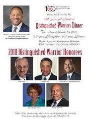 Urban League honors 5 Distinguished Warriors