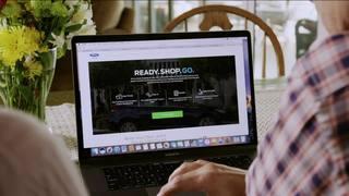 Ford unveils Ready.Shop.Go online car-shopping