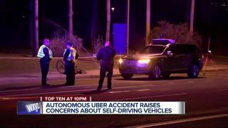 Michigan expert talks autonomous vehicle safety