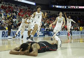 Michigan's new March hero Poole soaking it in