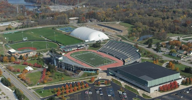 Eastern Michigan to cut 4 varsity sports amid budget struggles
