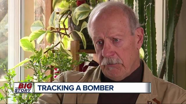 Expert who worked on Unabomber and Oklahoma City talks about solving…
