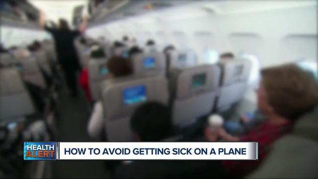 Ask Dr- Nandi- How to avoid getting sick on a plane- according to science