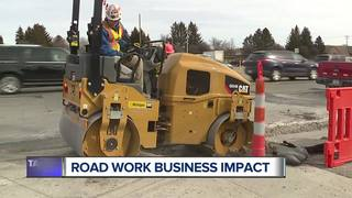 Macomb County road work impacting businesses