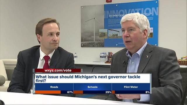 Sitting down with Snyder and Calley