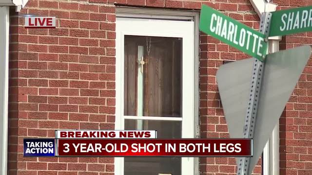 Grandmother accidentally shoots 3-year-old granddaughter in Warren