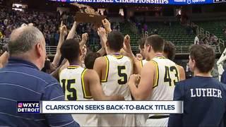 Clarkston seeking back-to-back state titles