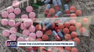 Many misusing over the counter medications