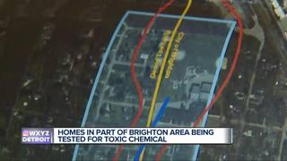Dangerous chemical detected in air inside homes