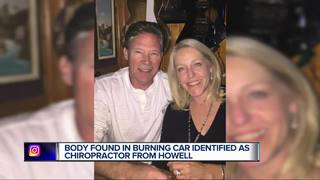 Questions surround body found in burned Cadillac