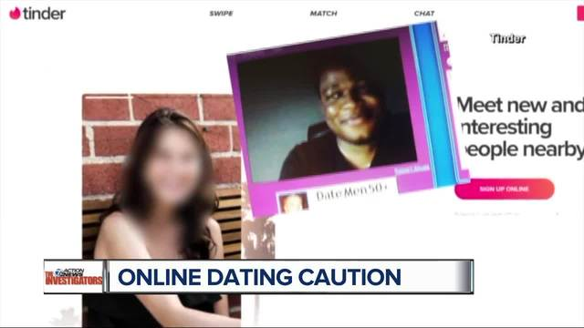How to know online dating scams
