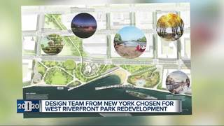 New design picked for West Riverfront Park