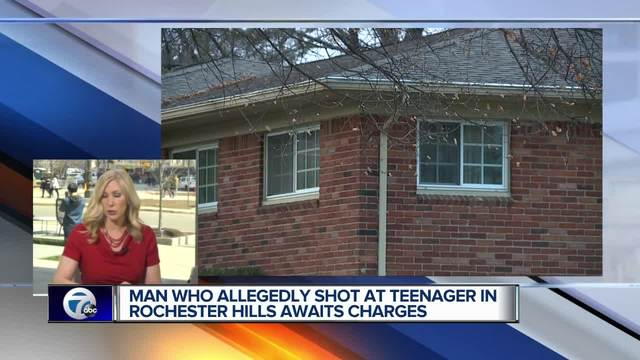 Man reportedly shot at Black teen who asked his wife for directions