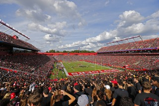 WATCH: Five-year-old's TD in Rutgers spring game