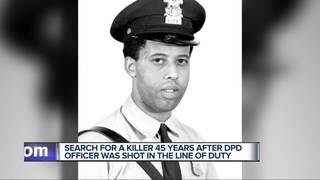 Death of DPD officer shot in '72 ruled homicide