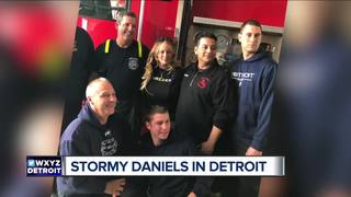 Stormy Daniels obtains permit for Detroit show
