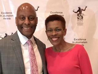 SPJ Detroit gives lifetime achievement awards