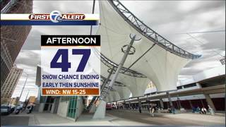 FORECAST: Cool and breezy today