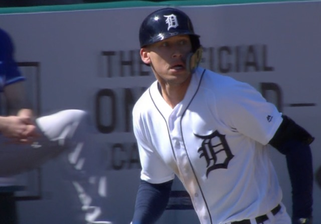 JaCoby Jones' homer in 10th sends Tigers past Royals