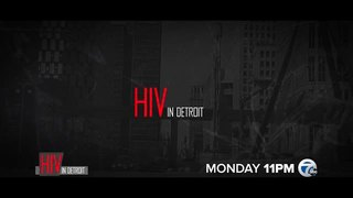 Monday at 11: HIV in Detroit
