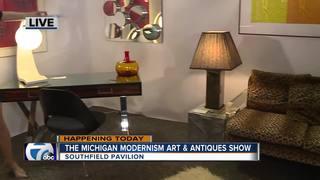 Michigan Modernism Arts and Antiques Show