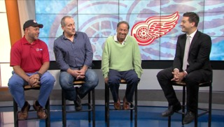 Red Wings alumni and UAW Ford team up for autism