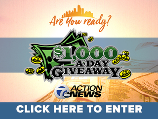 Enter to win: $1,000-a-Day May Giveaway