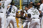 Dickerson's homer lifts Pirates over Tigers