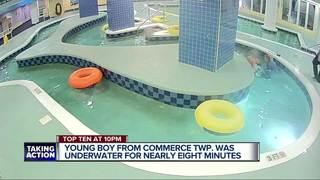 Boy, 12, nearly drowns at Myrtle Beach resort