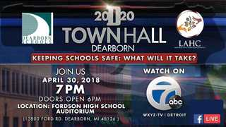 D2020 Town Hall: Keeping schools safe