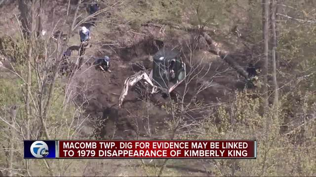 Dig resumes near where cold case teen's body found in 2008