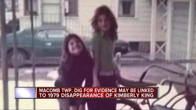 Excavation resumes for remains of missing girls