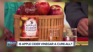 Does apple cider vinegar really work?