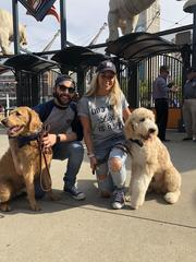 Tigers host first Bark at the Park night of 2018