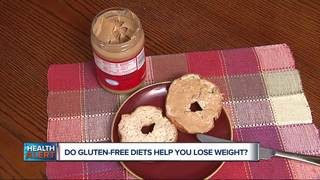 Can a gluten-free diet help you lose weight?