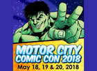Here's who is coming to Motor City Comic Con