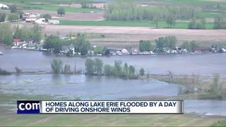 Lake Erie flooding impacts neighborhoods