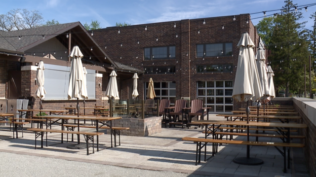 Brown Iron Brewhouse In Washington Township   Environment Counts For  Something When It Comes To A Good Patio. Some Places Rely On A Good View  And High End ...