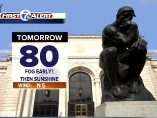 FORECAST: 80s are on the way
