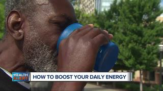 How to boost your body's energy all day