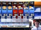 Forecast: Morning fog, afternoon sun