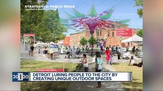 Detroit launching parks improvement effort